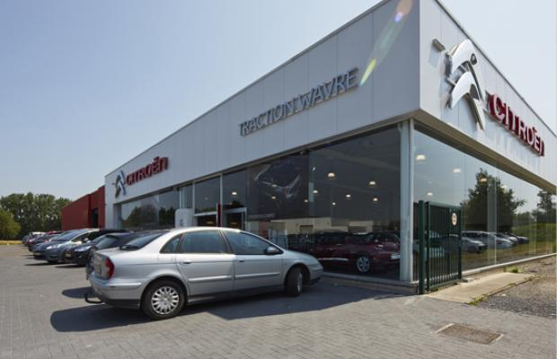 Traction Wavre - Citroën
