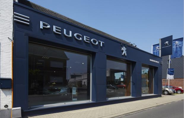 Vandergucht - Peugeot
