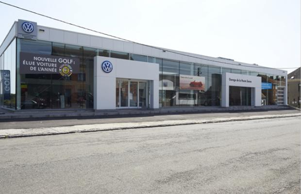 Garage de la Haute Senne - Volkswagen