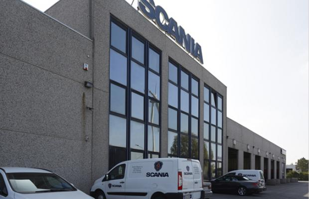 Scania sanitair Hamme