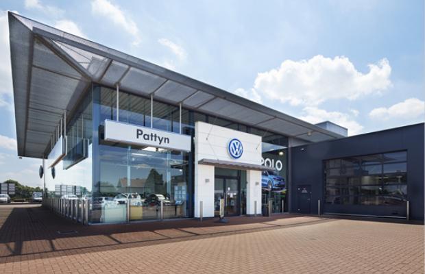 Garage Pattyn - Volkswagen-Skoda