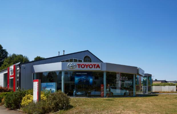 Toyota Breton