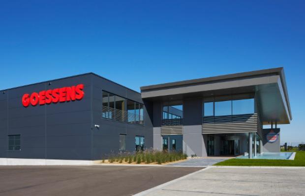 GoessensPour l'entreprise Goessens, spécialisée dans la pose et l'entretien d'installations sanitaires et de chauffage, Les Précurseurs ont réalisé un impressionnant nouveau bâtiment.