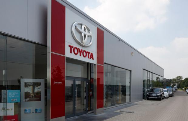 Toyota Janssens
