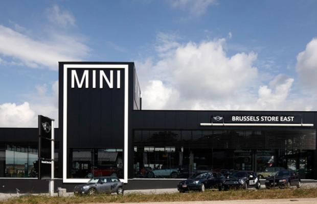 Mini Brussels Store
