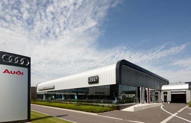 Garage De Vos - Audi