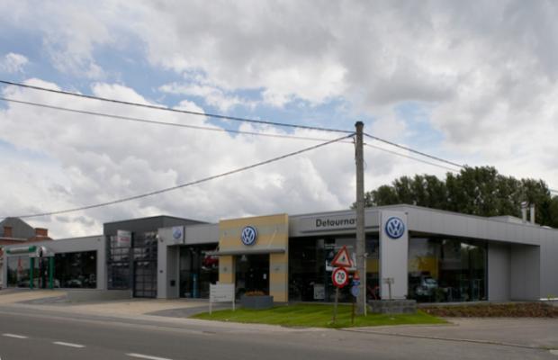 Detournay - Audi-Volkswagen