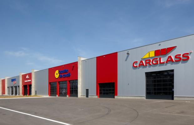 Carglass Mobility Center