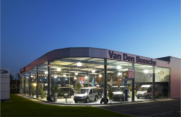 Van Den Bossche - Ford