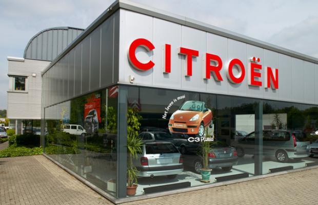 De Smedt - Citroën