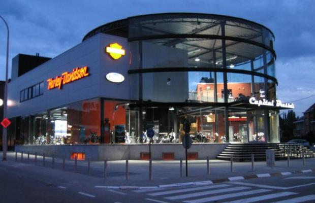 Harley Davidson Capital Brussels