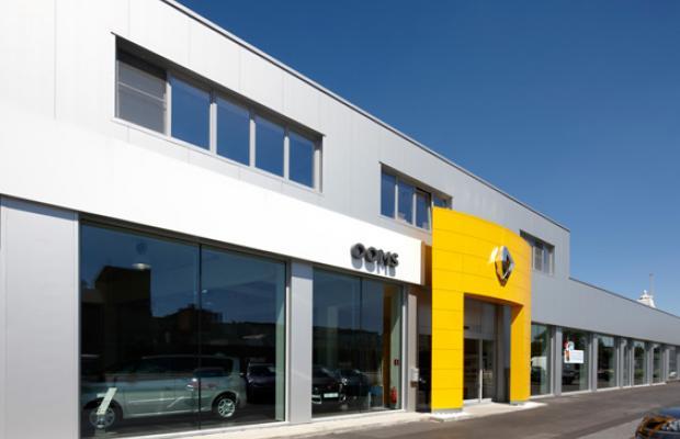 Ooms - Renault