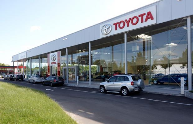 Toyota City Anderlecht