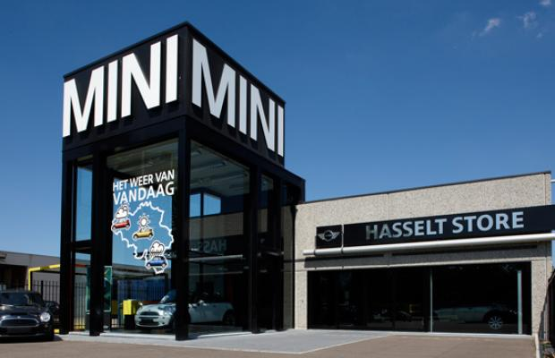 MINI Hasselt Store