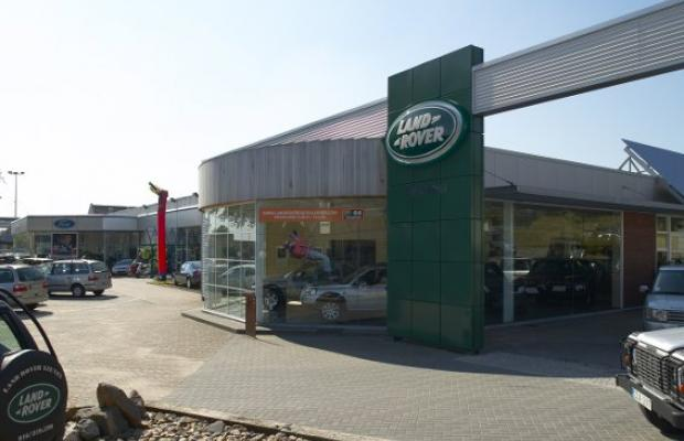 Hergon - Ford - Land Rover