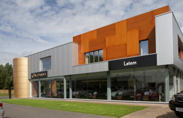 Lexus Latem