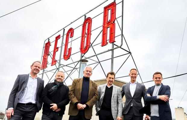 Projectontwikkelaar Futurn, Mathieu Gijbels, bouw bedrijvensite, Recor site