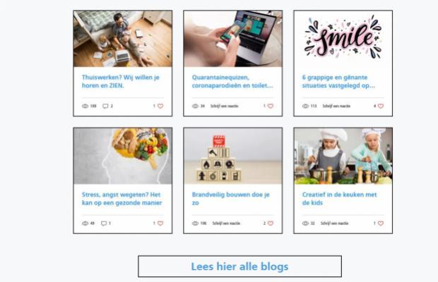 mathieu gijbels bouwbedrijf verbonden tijdens corona medewerkers collega platform blog
