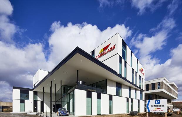 Carglass hoofdkantoor hasselt Mathieu Gijbels Futurn