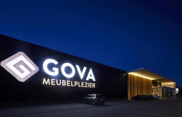 Mathieu Gijbels bouwt voor Gova meubelen in Lier nieuwbouw
