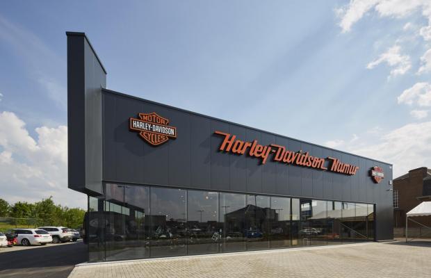 Harley-Davidson Spy