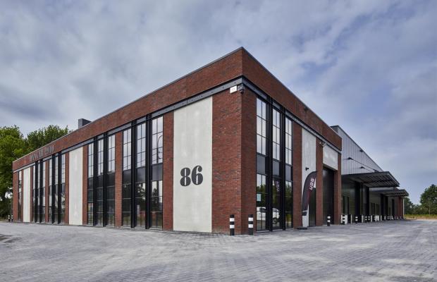 Building Today, Timeless Woods, Hangar 86, essen, nieuwbouw, vastgoedproject, loods, units, industriebouw, mathieu gijbels