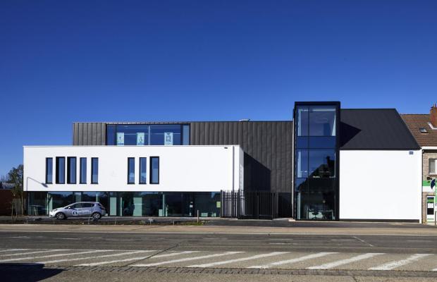 Het Poetsbureau Paal Mathieu Gijbels Nieuwbouw