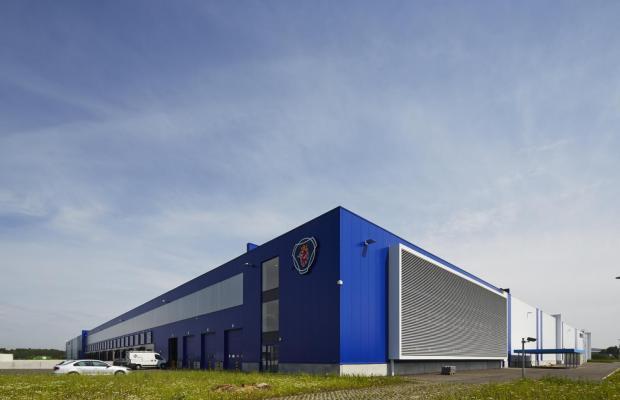 Scania Parts Logistics