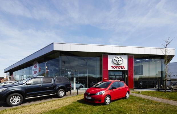 Toyota Lievens