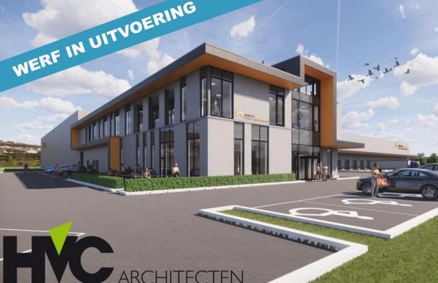 bouwbedrijf mathieu gijbels bouwt nieuw hoofdkantoor horeca van zon