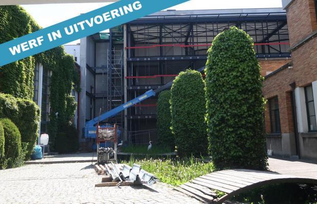 morphosis espace vorst nieuwbouw beton bouwbedrijf mathieu gijbels limburg