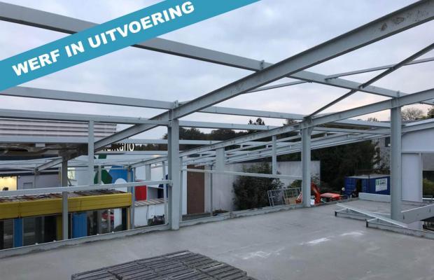Garage Carwash Reidanus in Gent plant een grote verbouwing