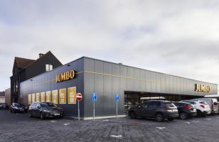 jumbo supermarkt hasselt bouwen bouwteam mathieu gijbels